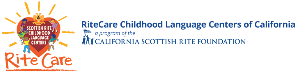 RiteCare Childhood Language Centers of California - a program of the California Scottish Rite Foundation